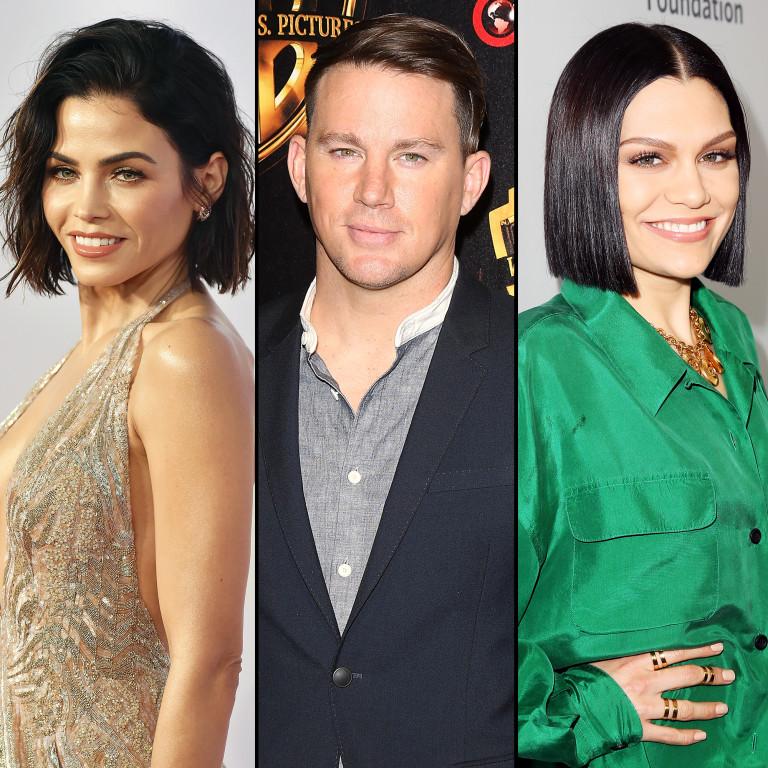 What Does Jenna Dewan ... Channing Tatum And Jessie J