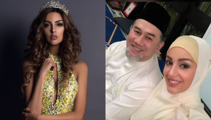 Miss Universe 2018 Name >> Fun Facts: 5 Things We Know About Beauty Queen Oksana Voevodina
