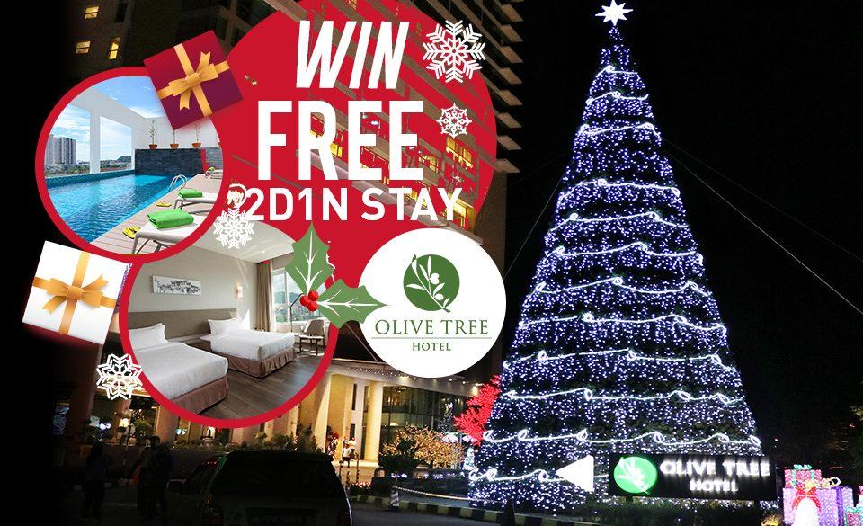 Olive Tree Hotel Penang