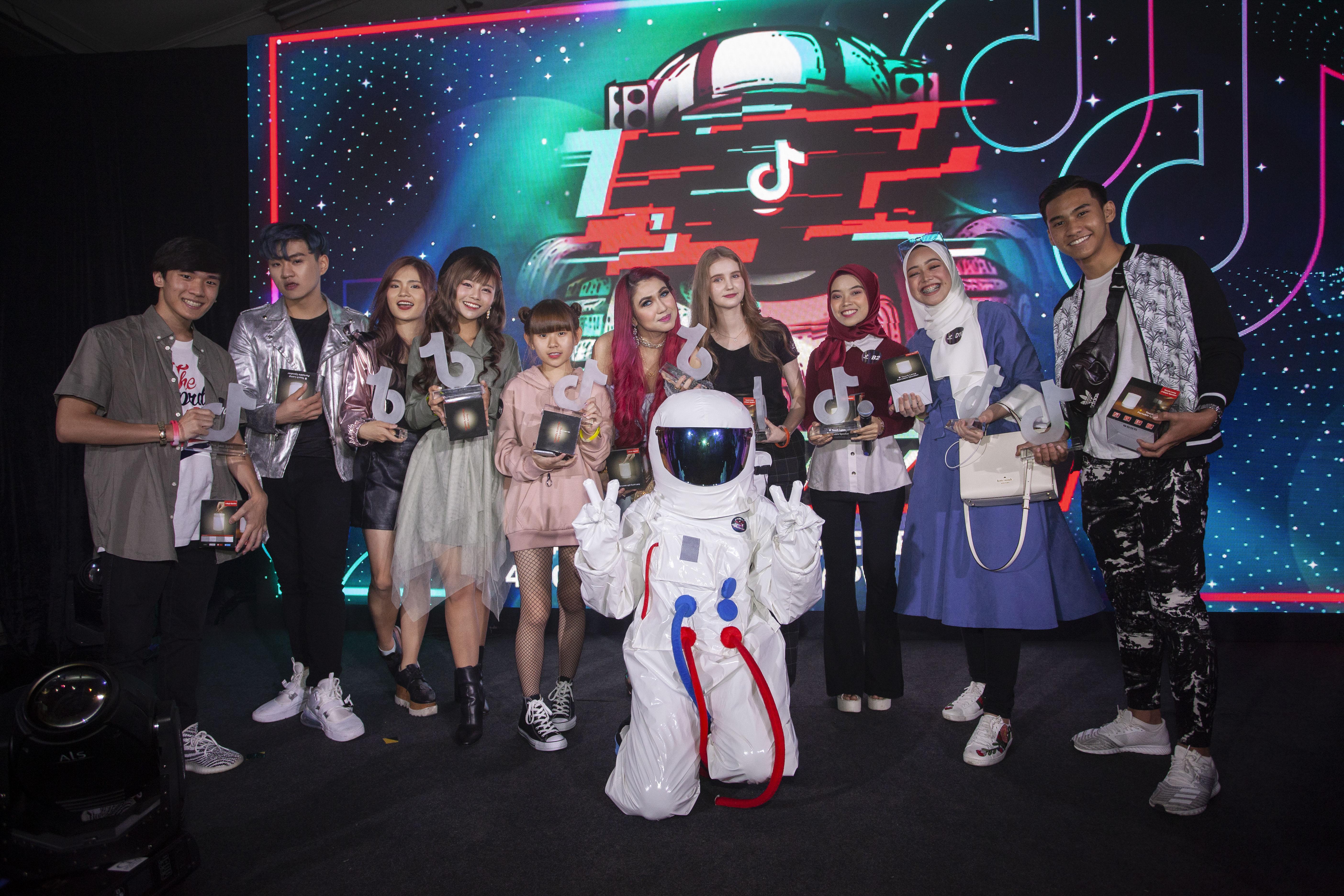 TikTok star Faisu apologises for controversial video post ...  |Tiktok Starship Satisfaction