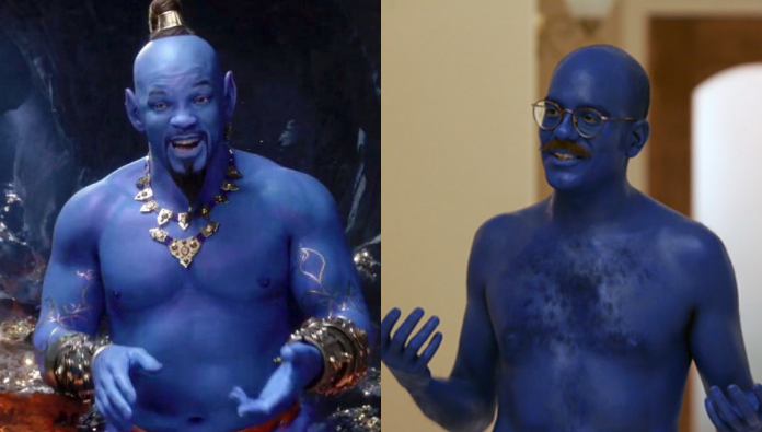 Image result for will smith genie meme
