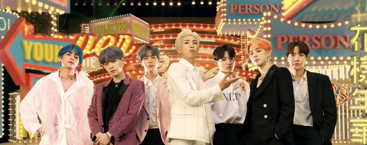 Bts S Map Of The Soul Persona Boy With Luv Mv Have