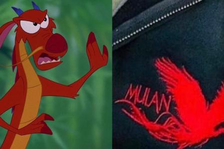 Where S Mushu Mulan S Dragon Sidekick Replaced With A Phoenix