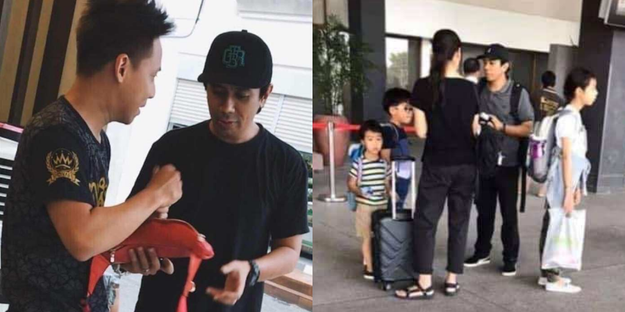 Netizens Are In Speculation Over Malique S Recent Viral Photos