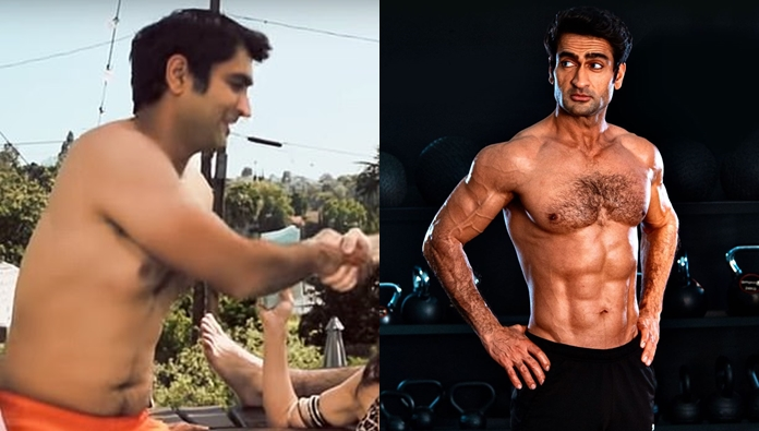 Fans Drool Over Kumail Nanjiani's Body Transformation For Marvel