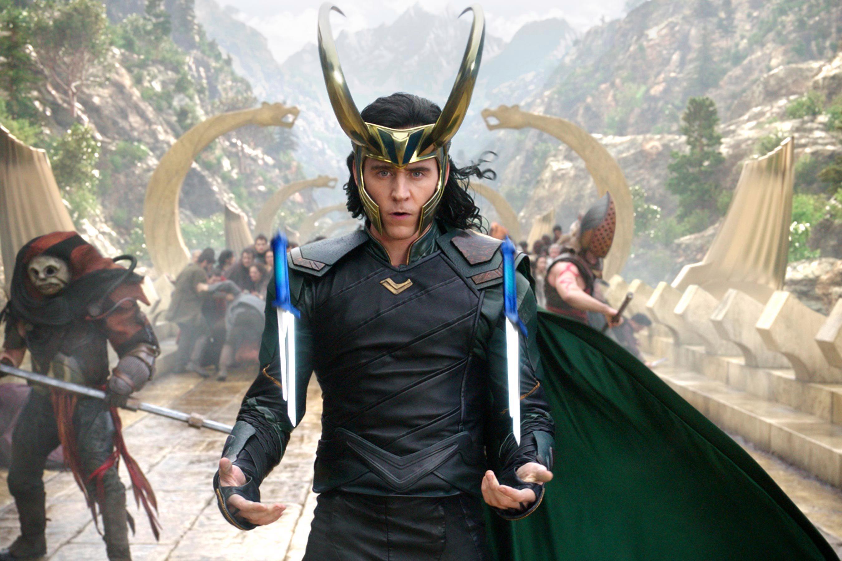 Marvel Studios' THOR: RAGNAROK..Loki (Tom Hiddleston)..Ph: Teaser Film Frame..©Marvel Studios 2017