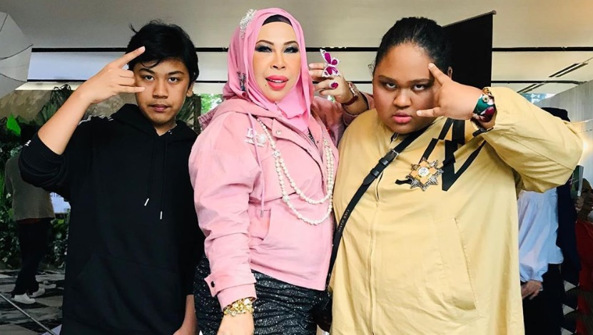 Dato' Seri Vida Unhappy That Cik B Is Accused Of Drinking Black Goat's Blood