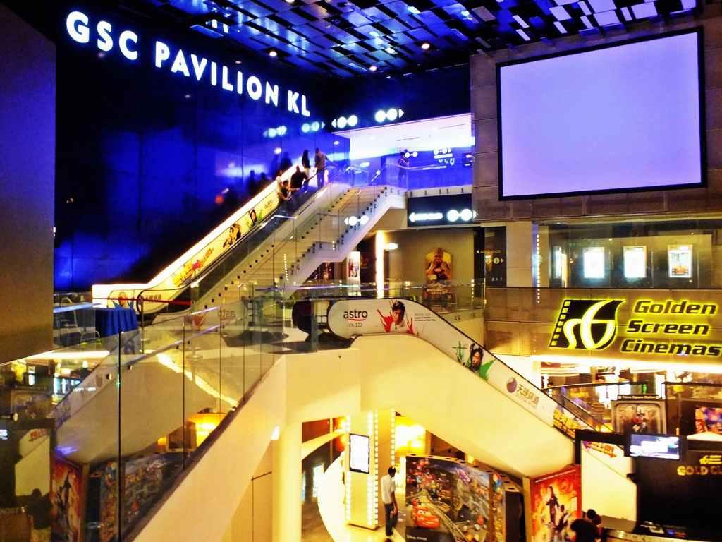 GSC Pavilion KL