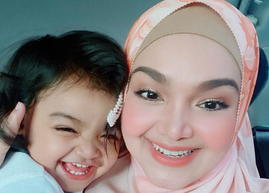 Siti Nurhaliza announces second pregnancy
