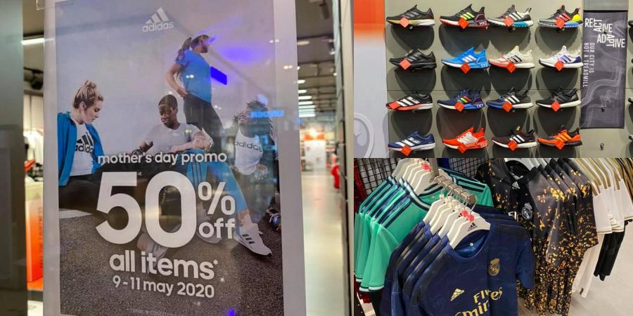 Fans Go Crazy Over Adidas Malaysia's 50