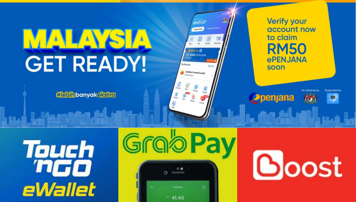How To Claim Epenjana Free Rm50 Credit Rewards From Boost Grabpay Tng Ewallet Hype Malaysia