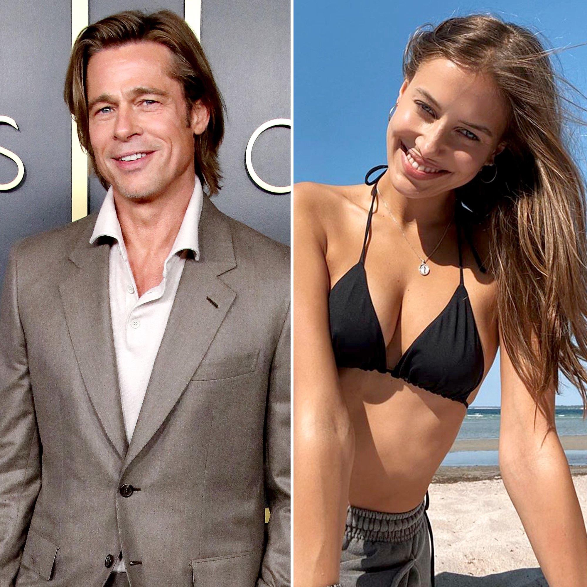 Nicole Poturalski 10 Fun Facts About Brad Pitt S New Girlfriend Hype Malaysia