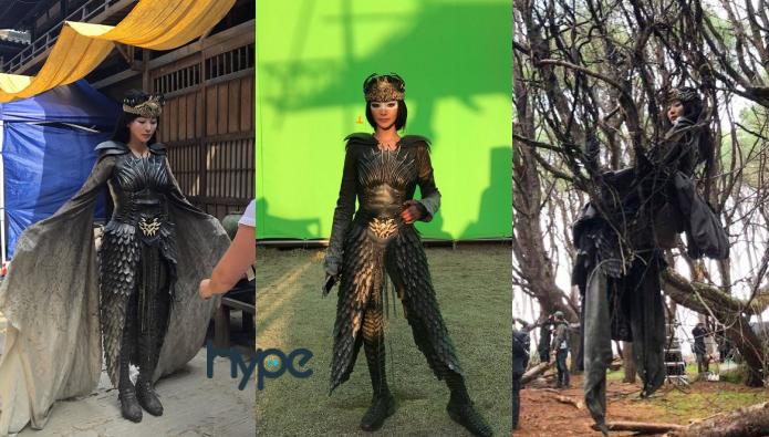 Liu Yaxi Meet Mulan S Gorgeous Stunt Double Hype Malaysia