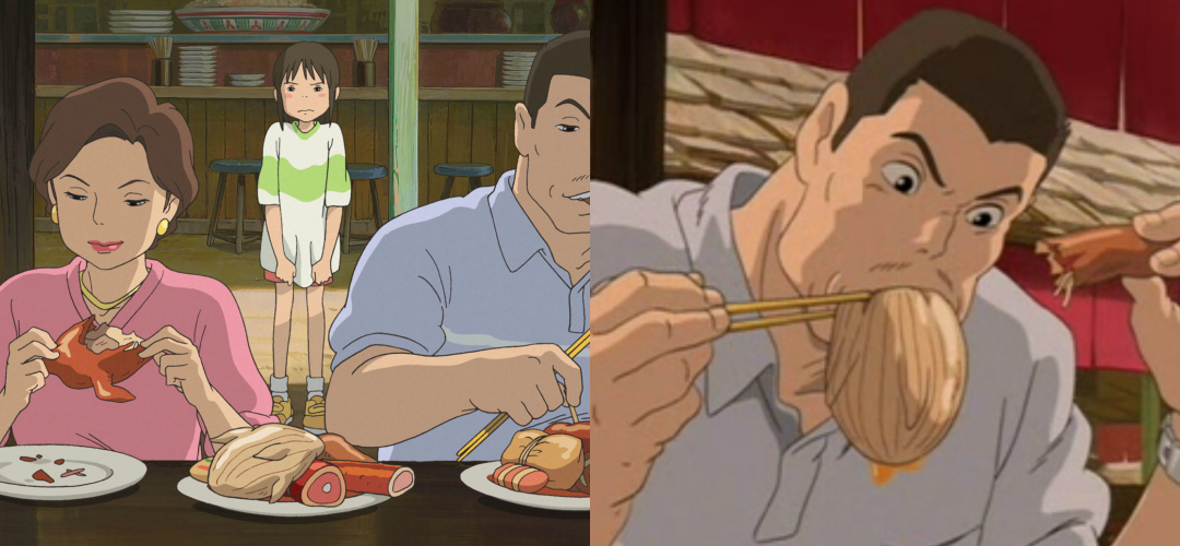 Spirited Away Mysterious Food Finally Revealed After 19 Years Hype Malaysia