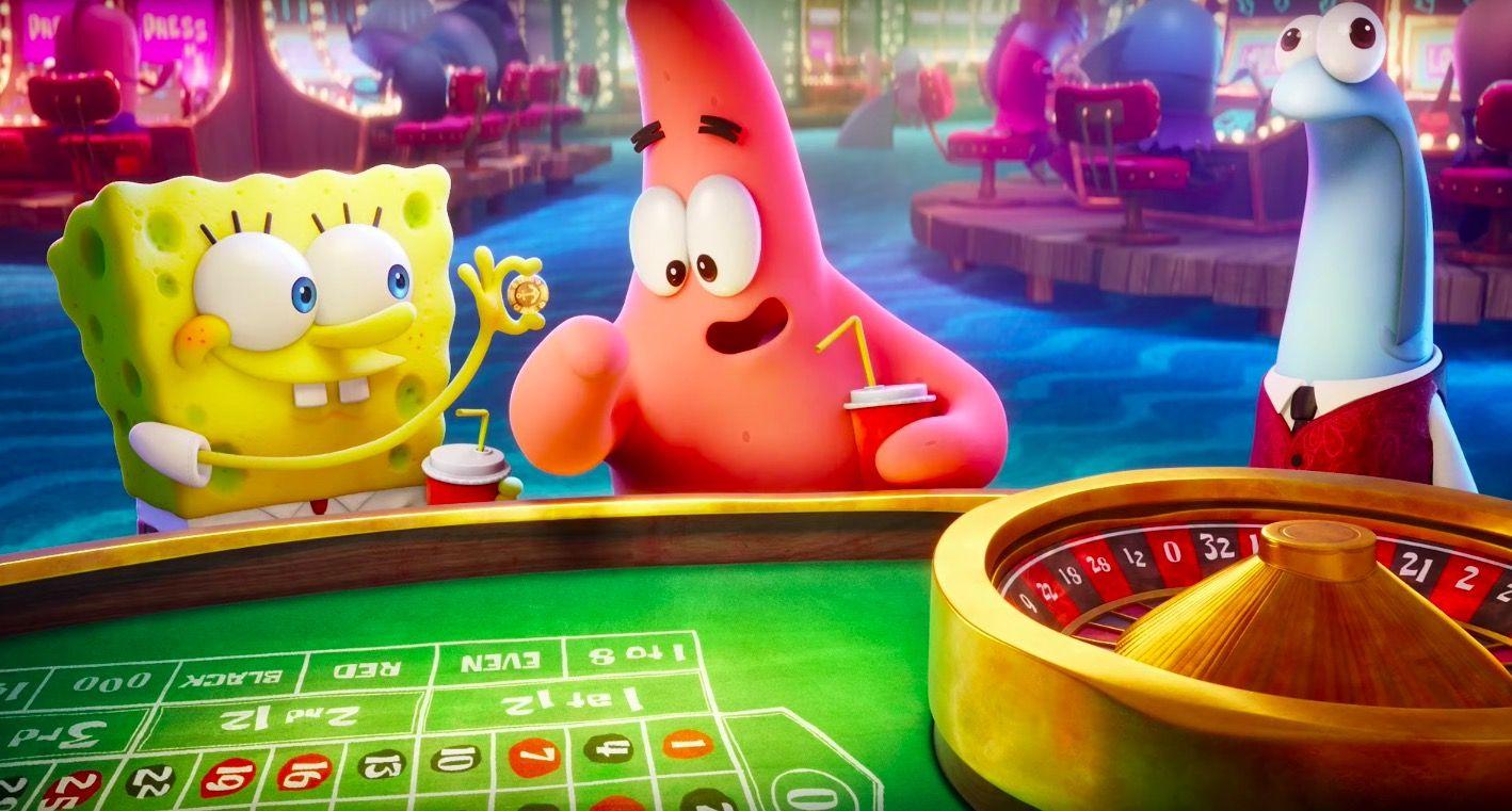 """The SpongeBob Movie: Sponge On The Run"""