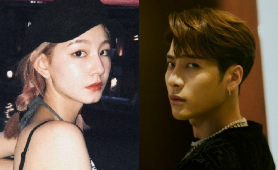 Who Was Jackson Wang Partying Holding Hands With Fans Reveal Her Identity Hype Malaysia