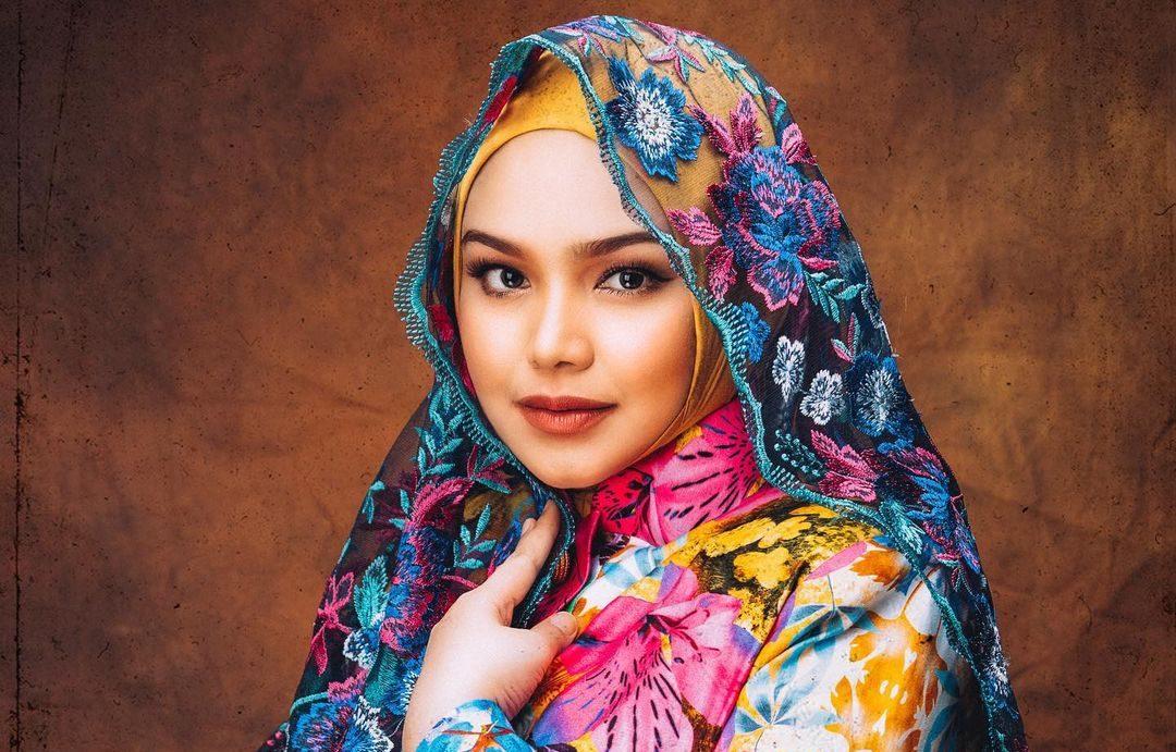 Siti Nurhaliza is four months pregnant!   New Straits
