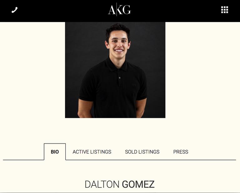 Dalton Gomez