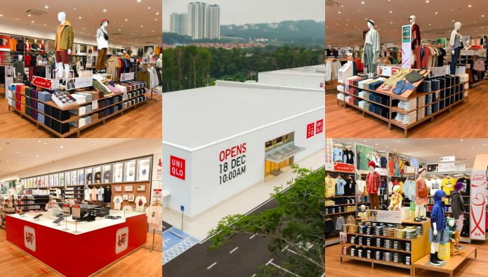 UNIQLO DA Square