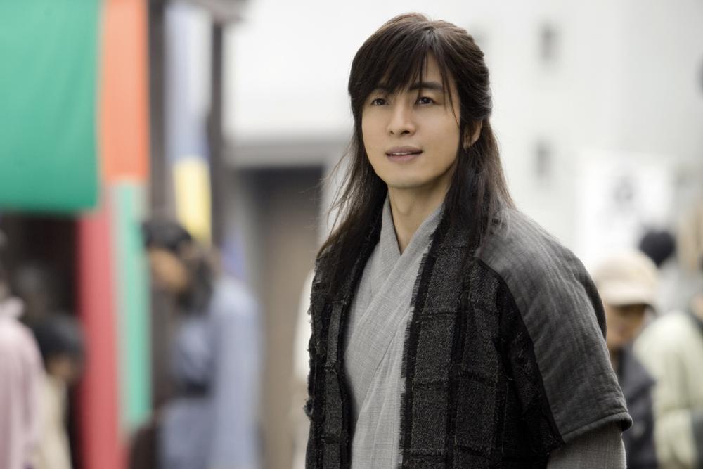 Bae Yong Joon Actors