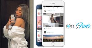Female Internet Celebrity Earns RM450K Monthly On OnlyFans Platform