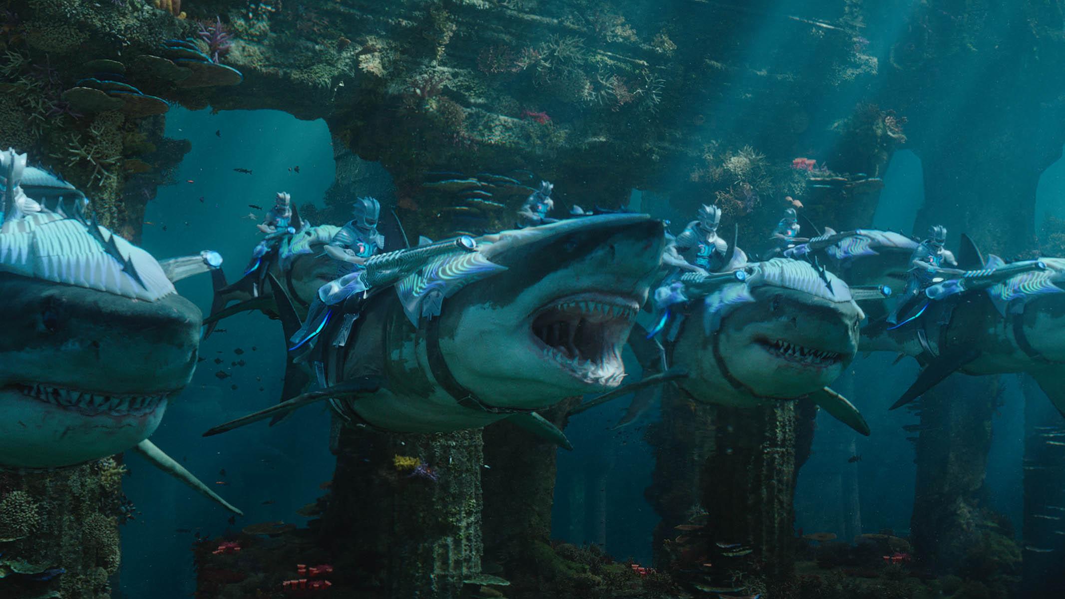 """""""Aquaman 2"""""""