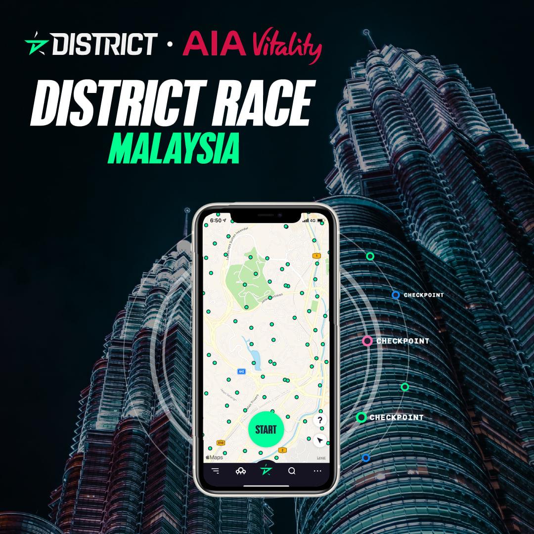 District Race Malaysia