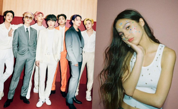 Olivia Rodrigo Gets Called Out By K-Netizens For Using BTS For Clout