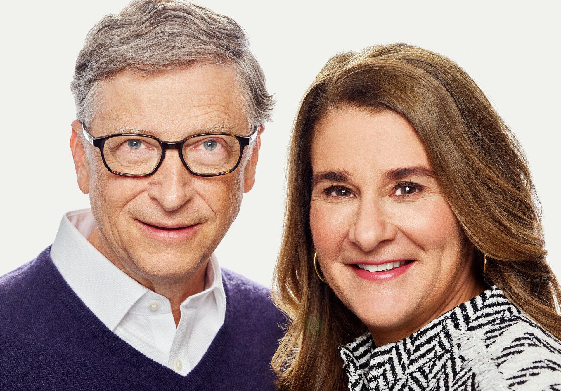 Bill Gates & Melinda Gates Split After 27 Years Of Marriage