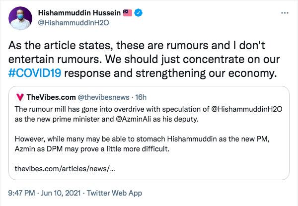 Hishammuddin