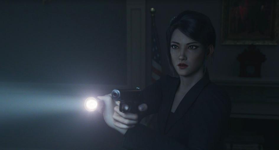 """""""Resident Evil: Infinite Darkness"""""""
