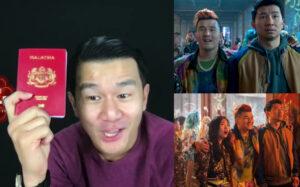 """""""Shang-Chi"""" Actor Ronny Chieng: """"I'm Still A Malaysian At Heart"""""""