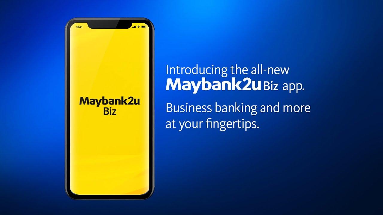 Maybank2u Biz